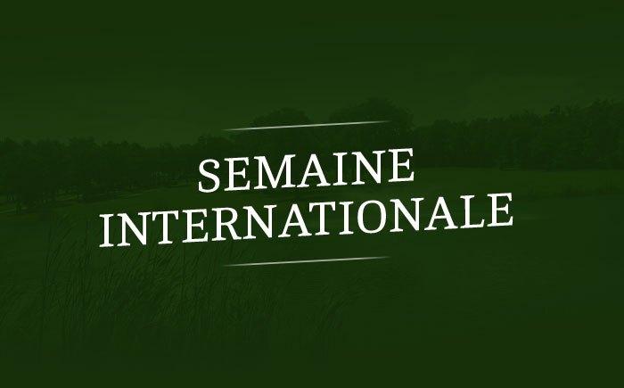 Semaine Internationale