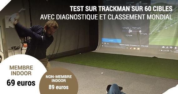 Venez vous tester sur Trackaman