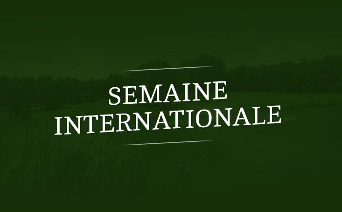 Semaine Internationale
