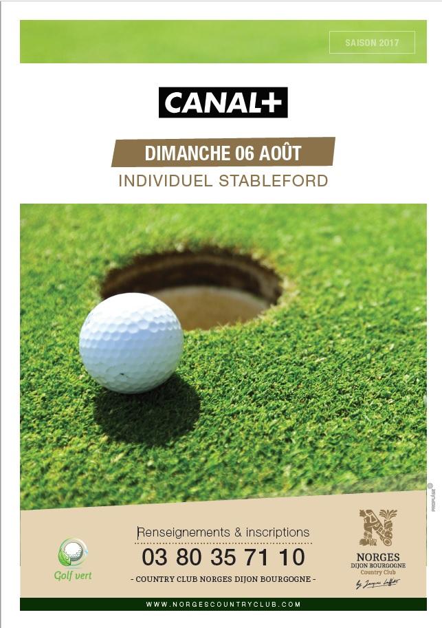 Trophée Canal +