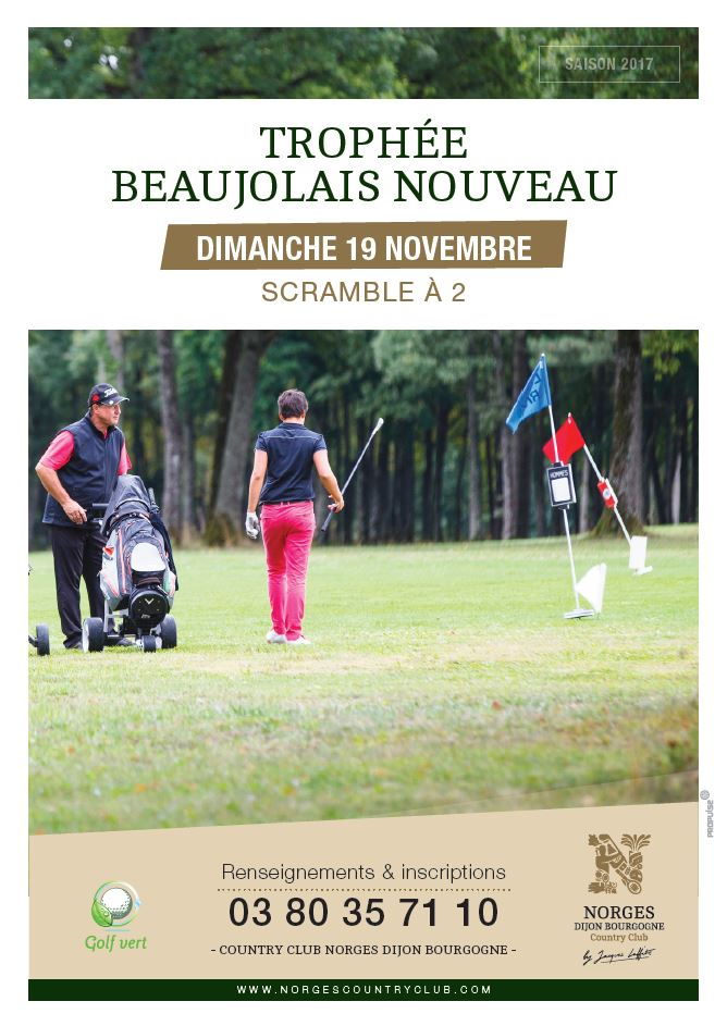 Trophée Beaujolais Nouveau