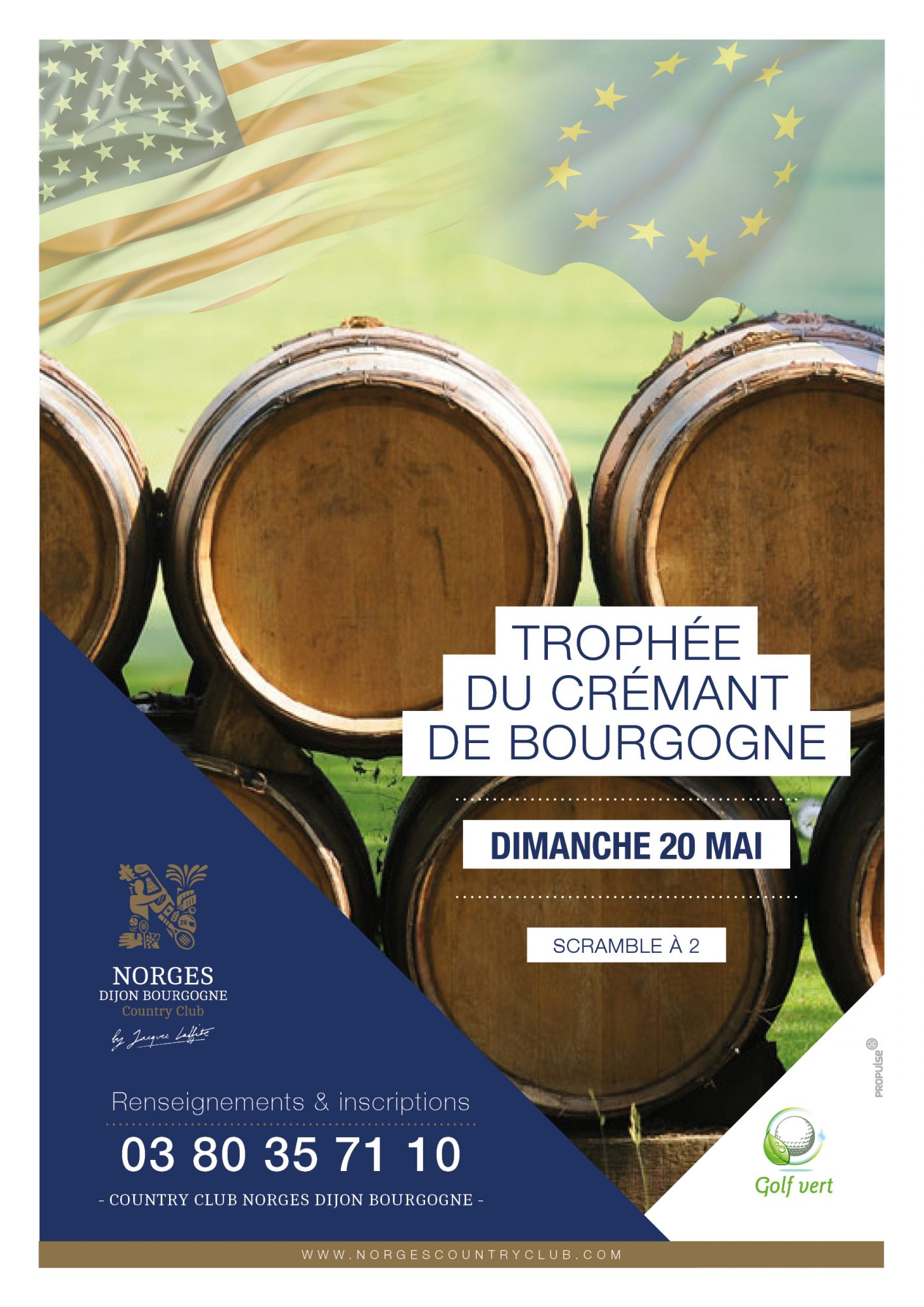 Calendrier Des Comp U00e9titions  U2022 Country Club Golf Norges Dijon Bourgogne