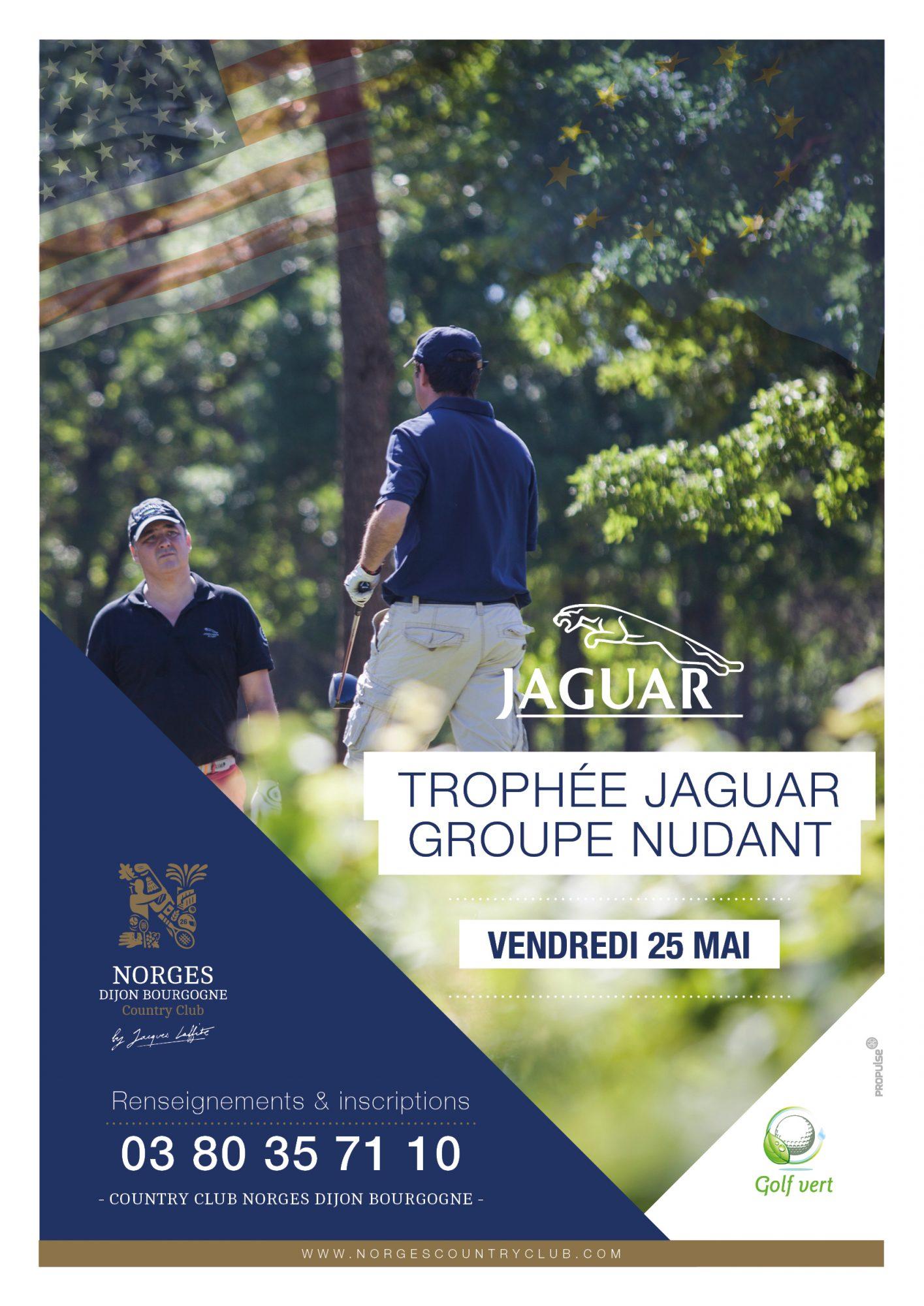 Trophée Jaguar - Groupe Nudant
