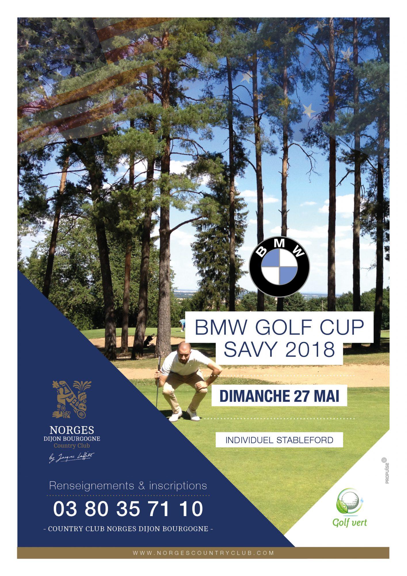 BMW Golf Cup Savy 2018