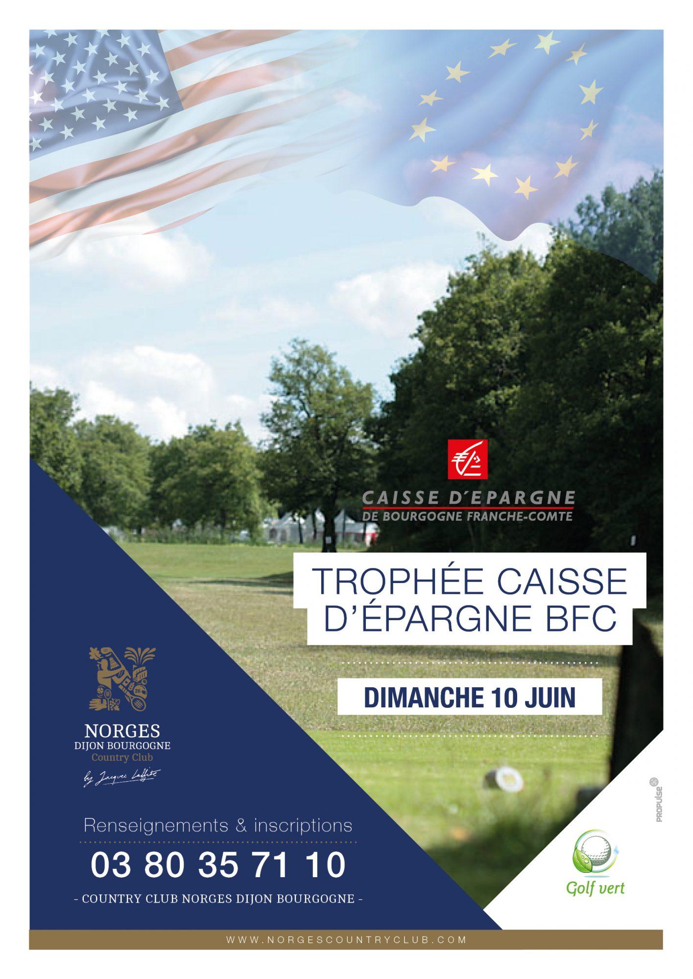 Trophée Caisse d'Epargne BFC