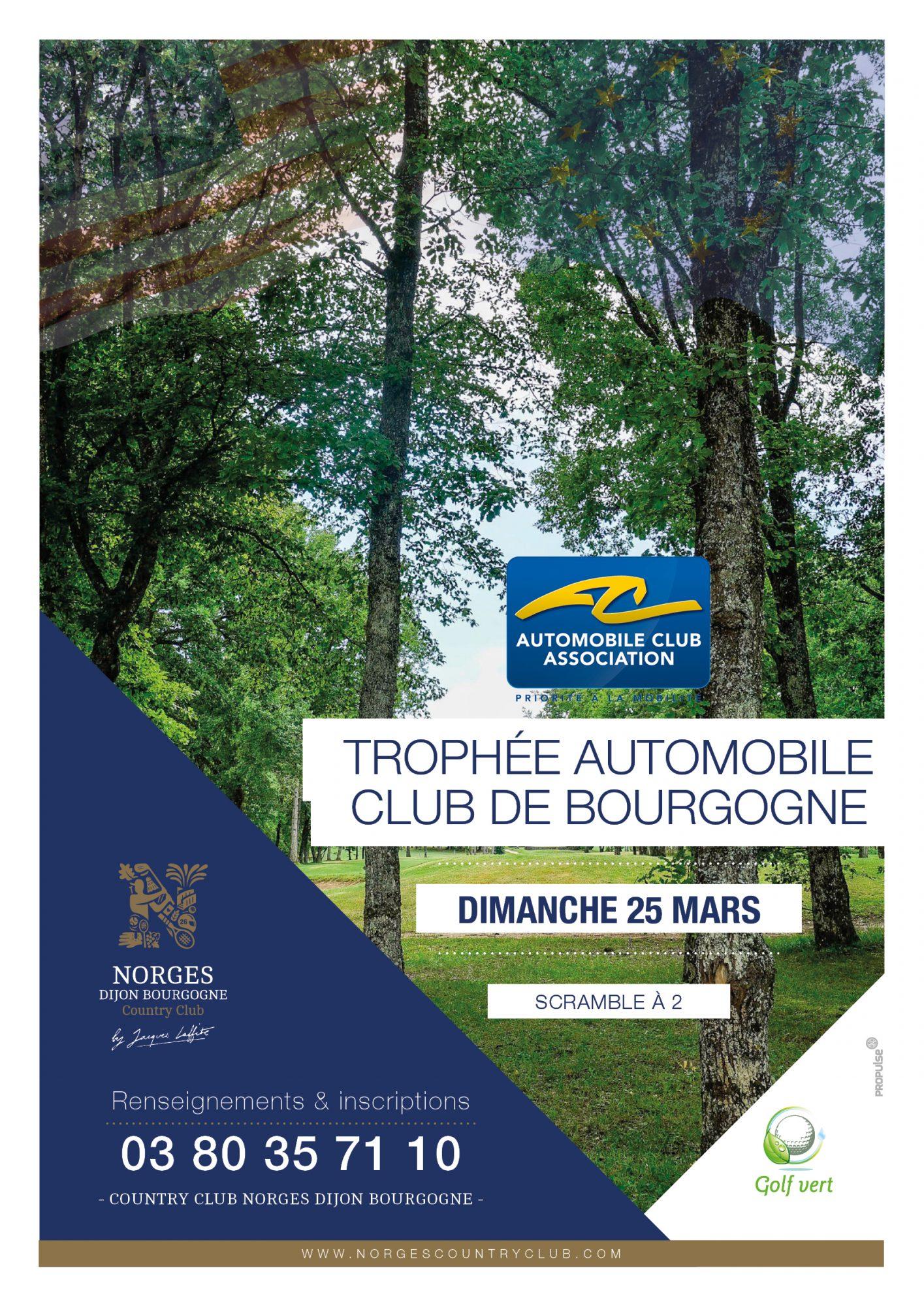 Trophée Automobile Club de Bourgogne