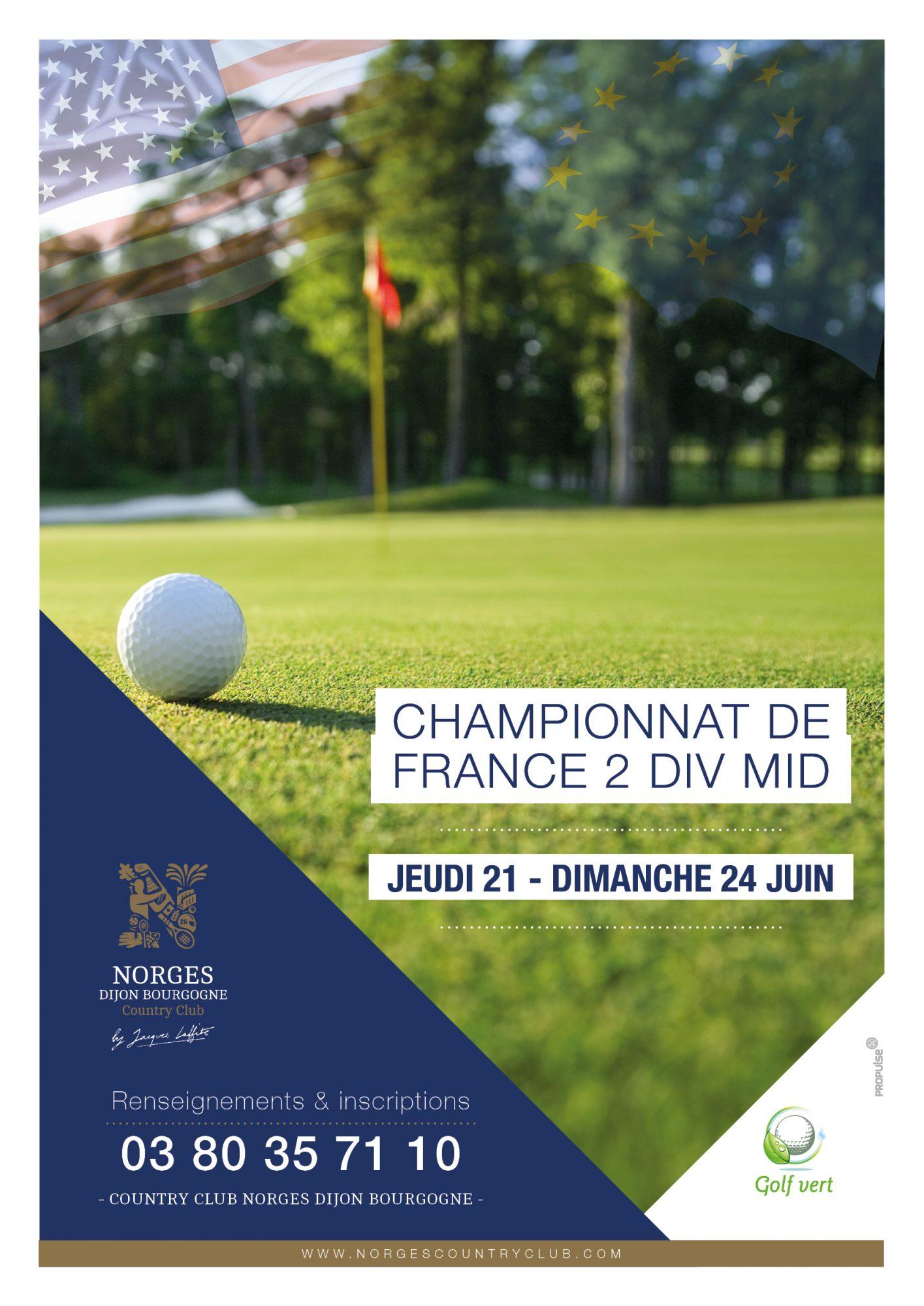 Championnat de France 2 Div Mid