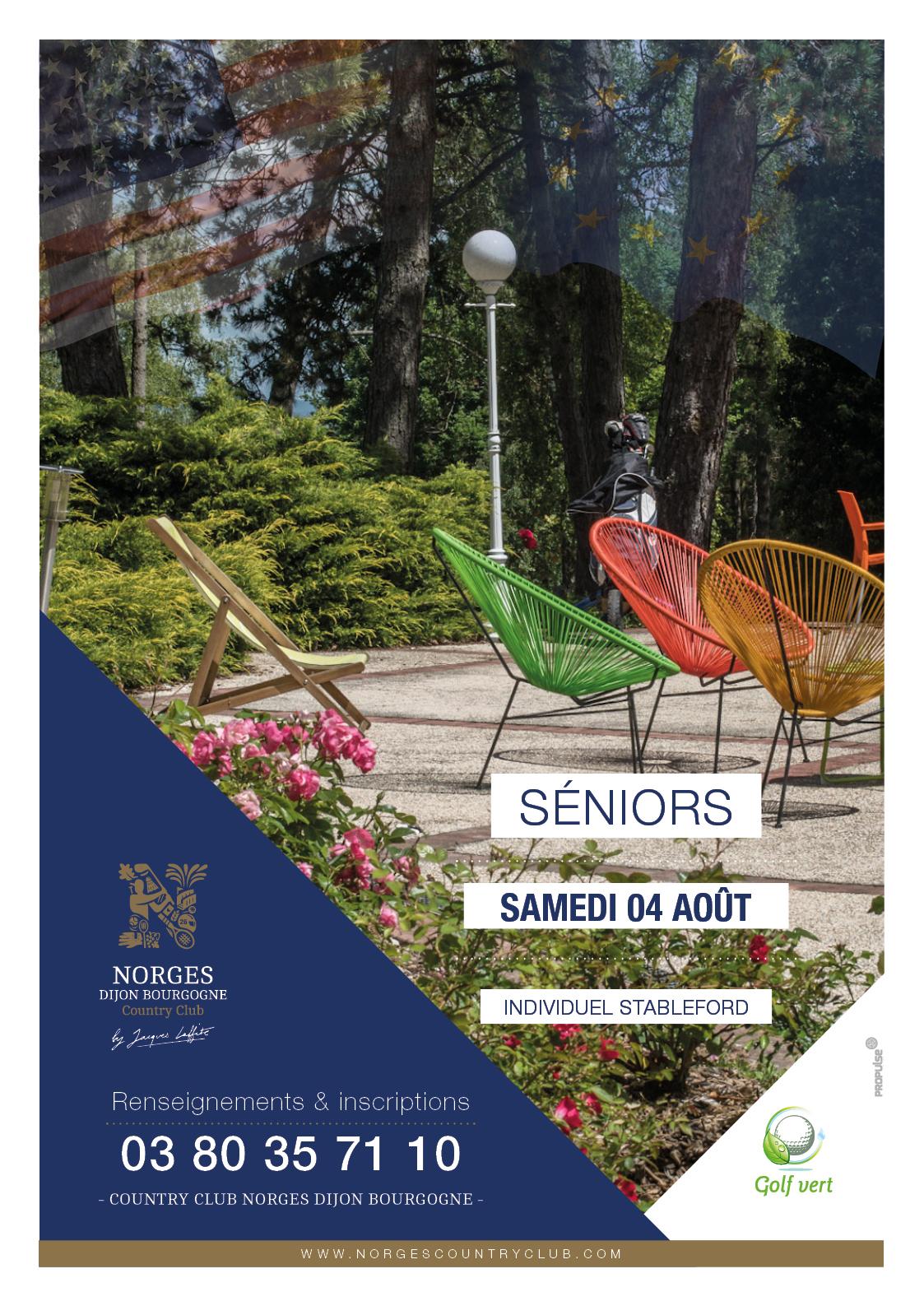 Compétition Seniors