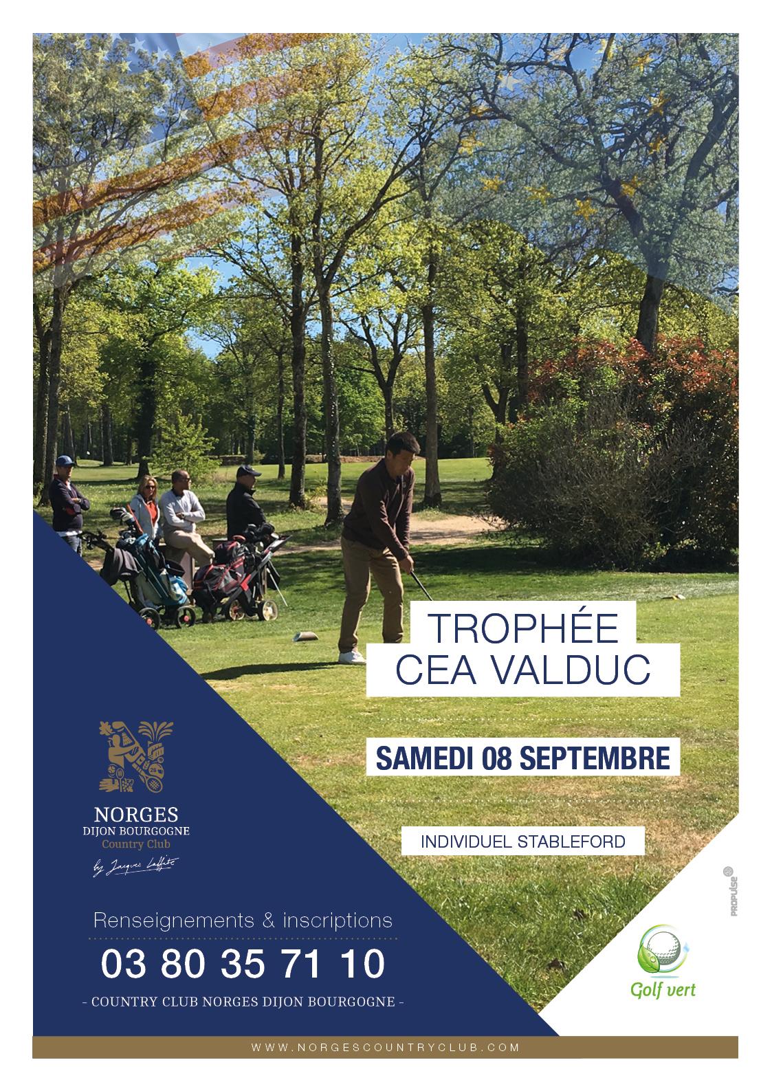 Trophée CEA Valduc