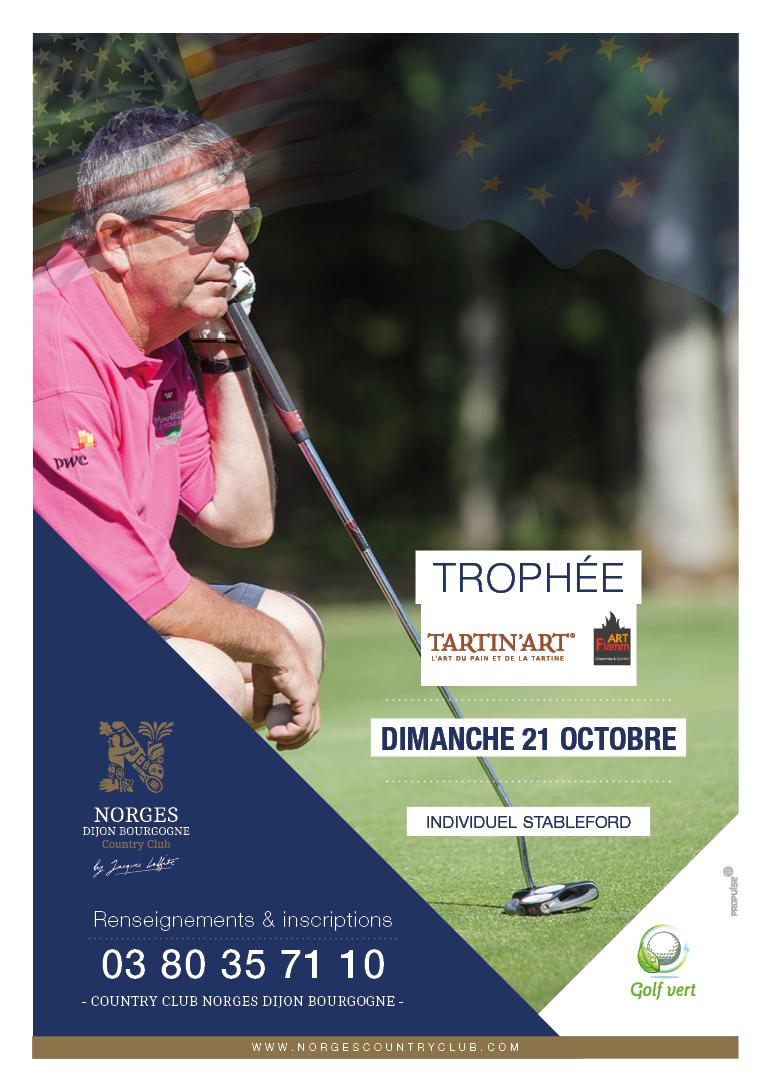 Trophée Tartine-Art'flamme