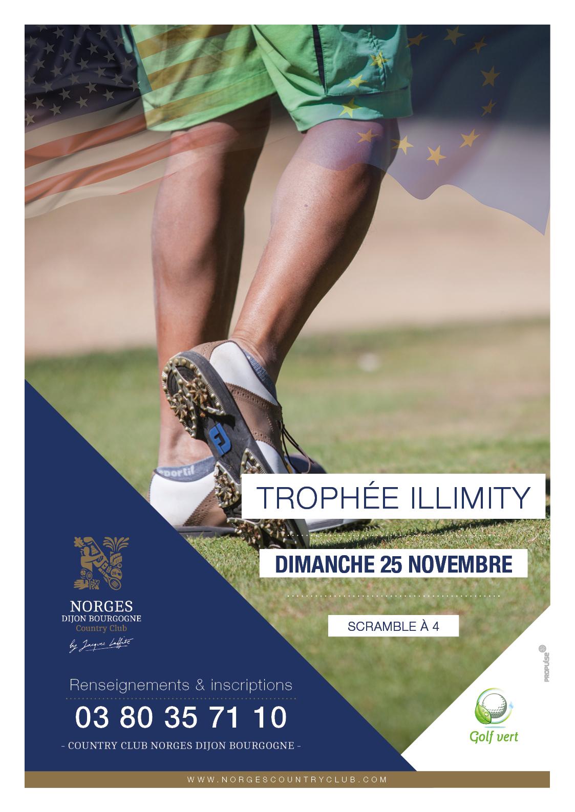 Trophée Illimity