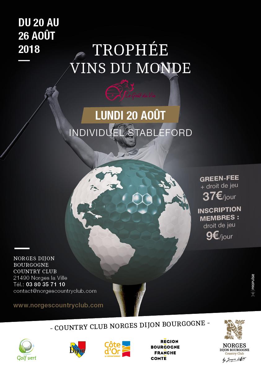 Trophée Vins du monde