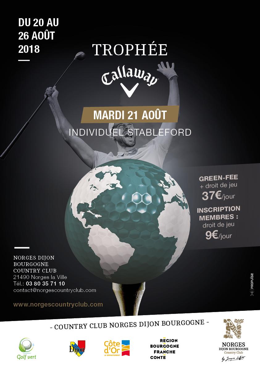 Trophée Callaway