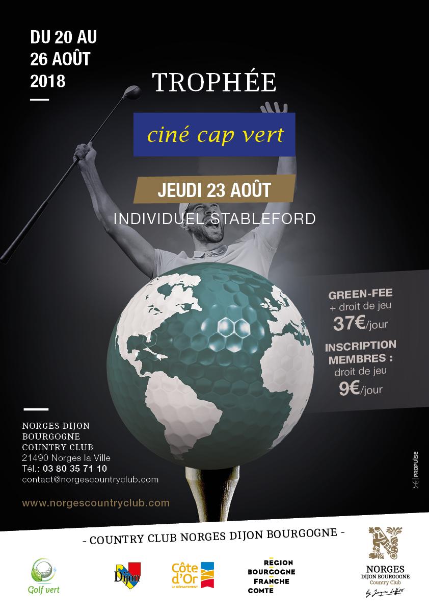 Trophée Ciné Cap Vert