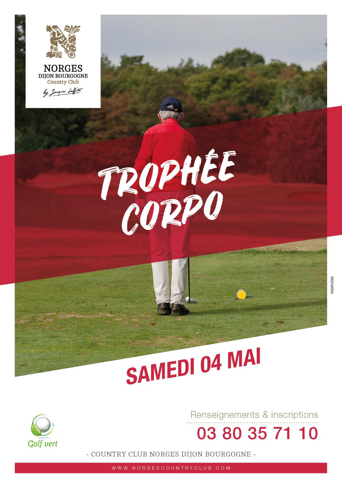 Trophée Corpo