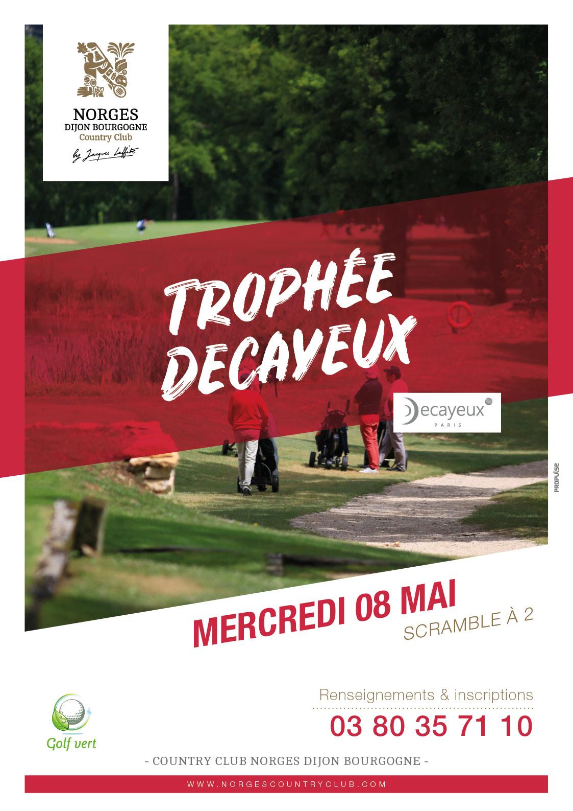 Trophée Decayeux