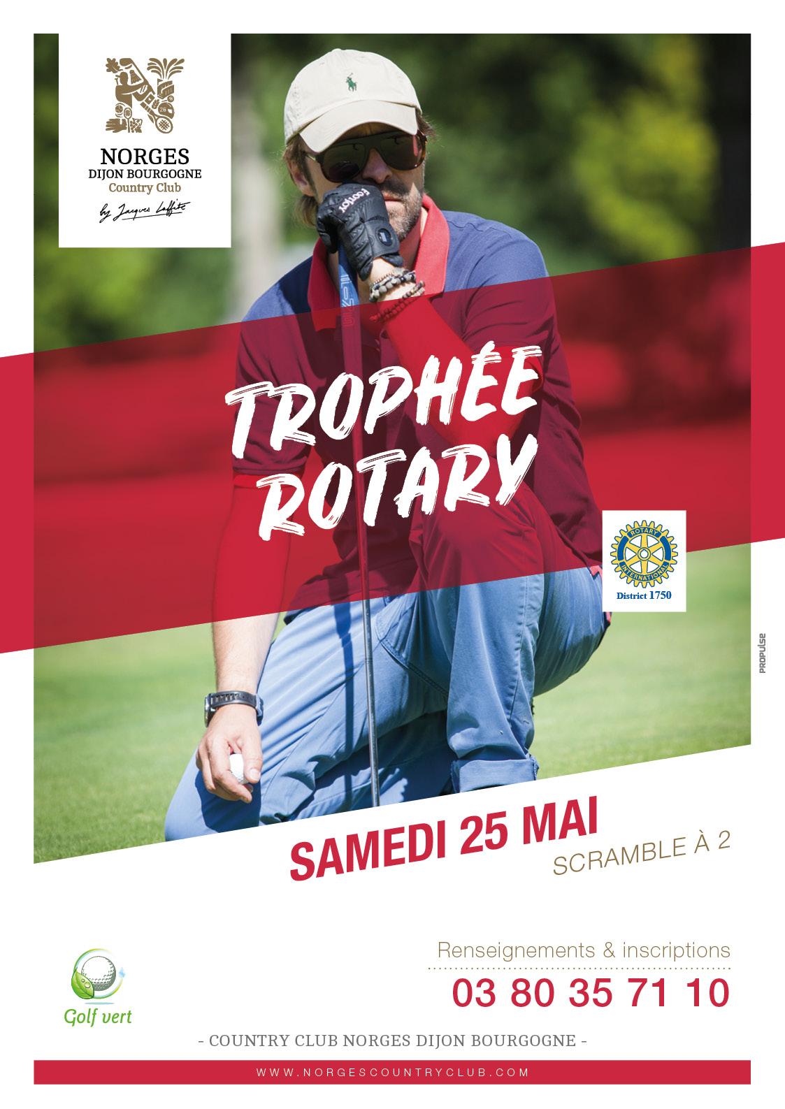 Trophée Rotary