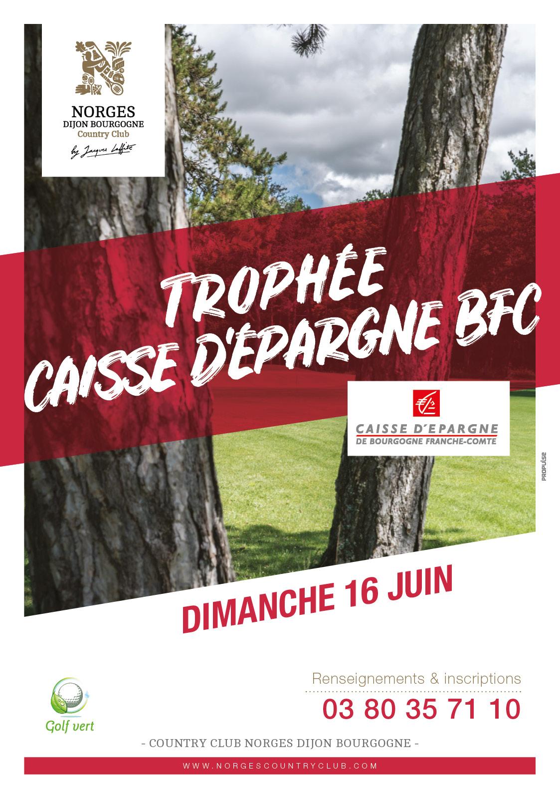Trophée Caisse d'Épargne BFC