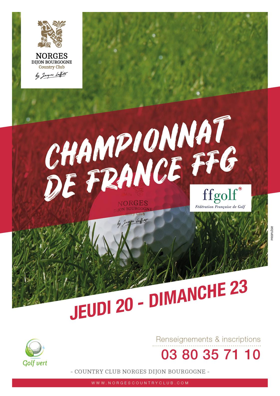 Championnat de France FFG