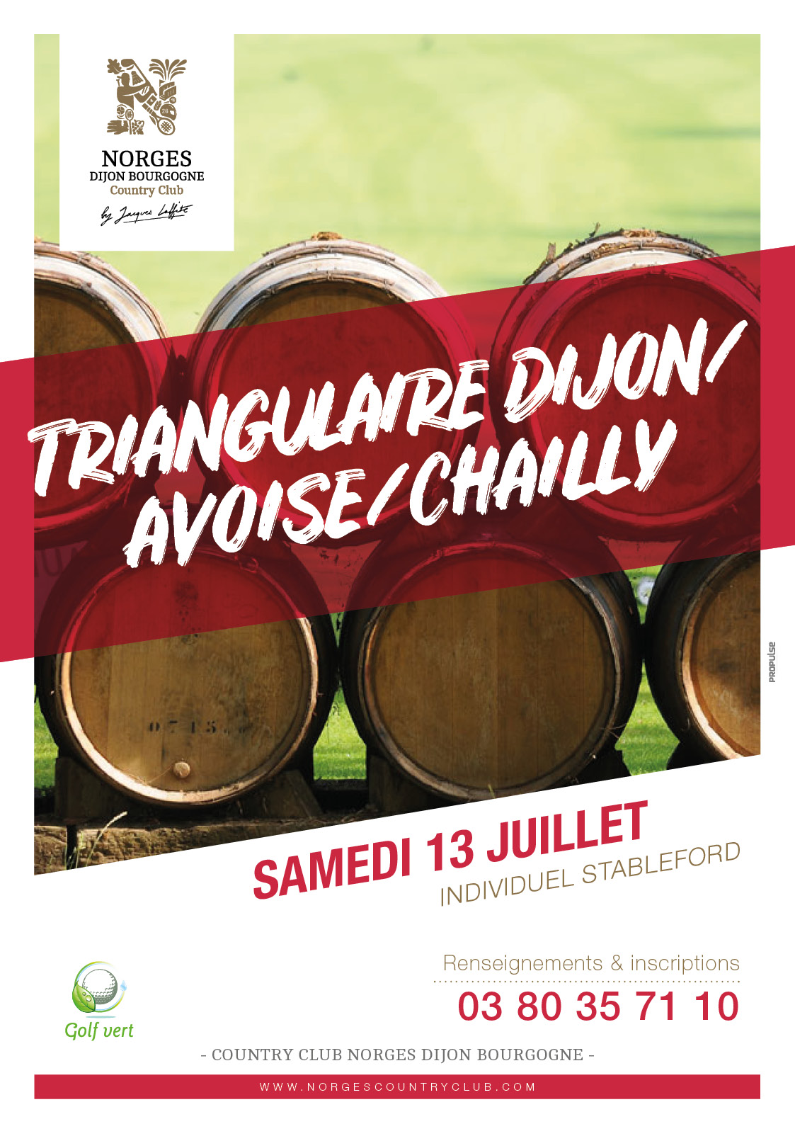 Triangulaire Dijon/Avoise/Chailly
