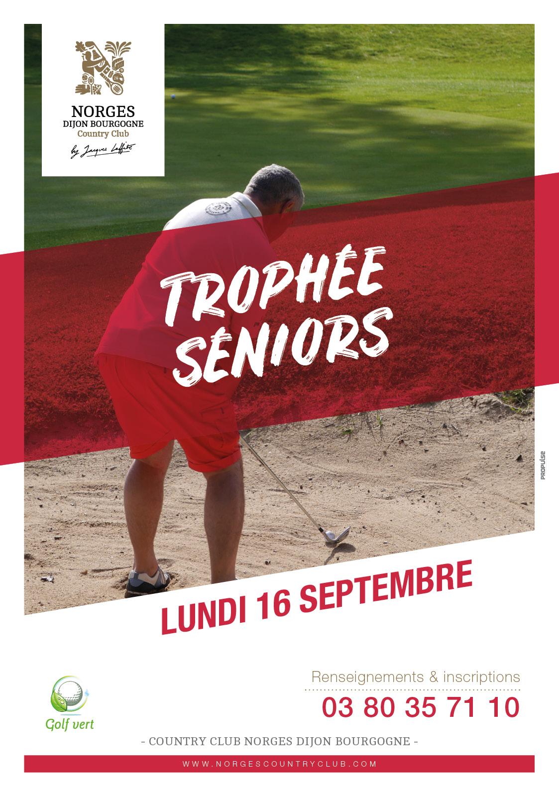 Trophée Séniors
