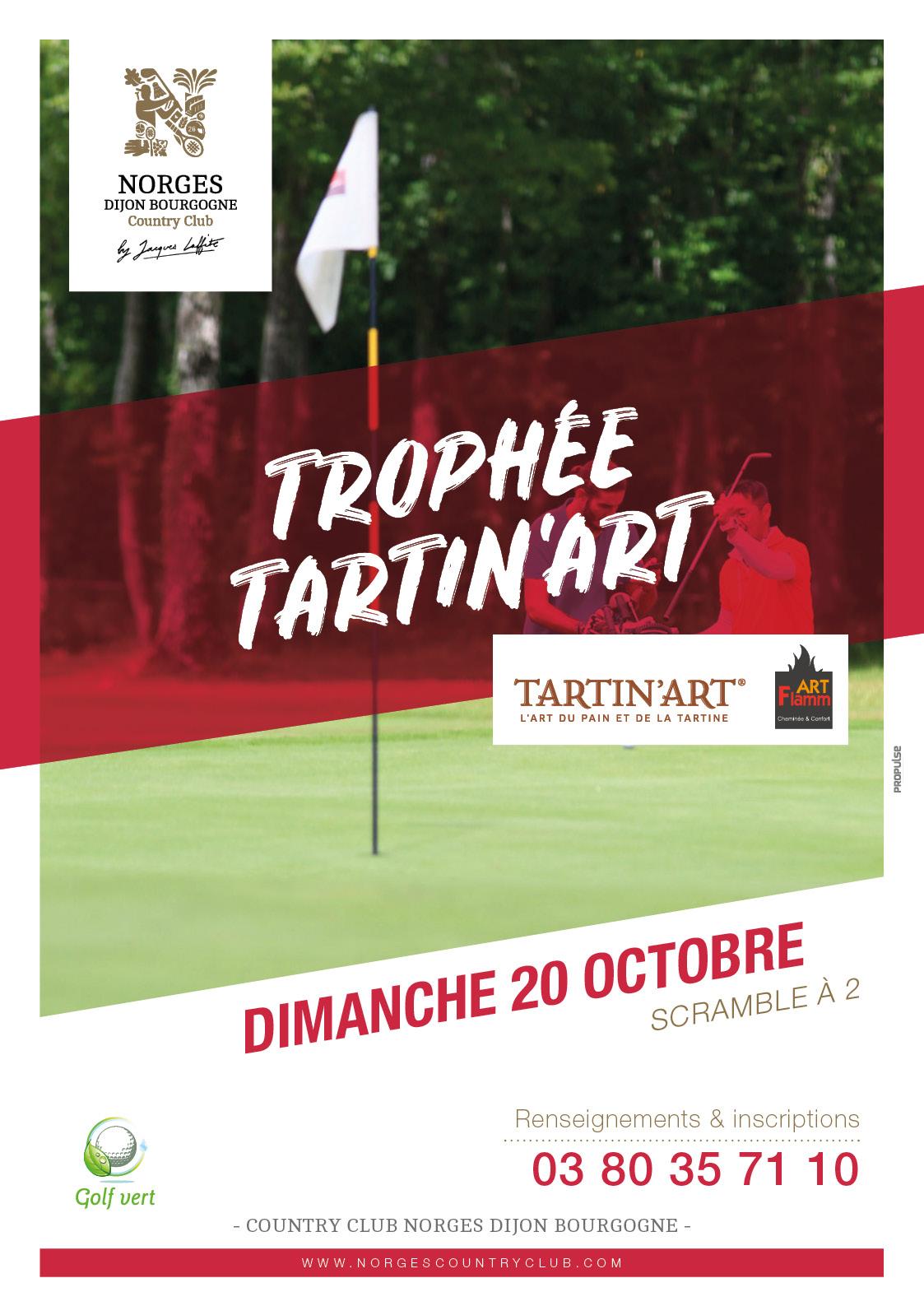 Trophée Tartin'Art