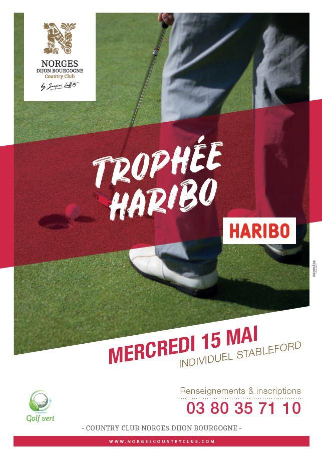 Trophée Haribo