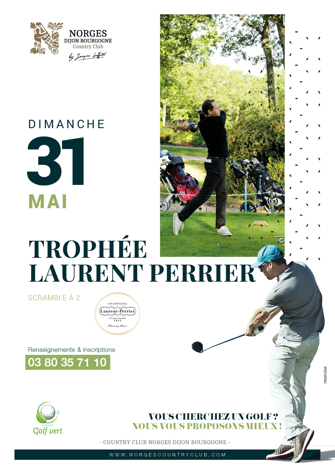 Trophée Laurent Perrier