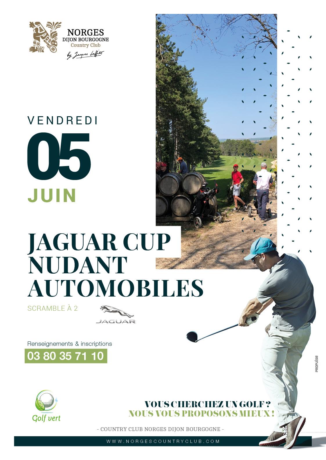 Jaguar Cup Nudant Automobiles