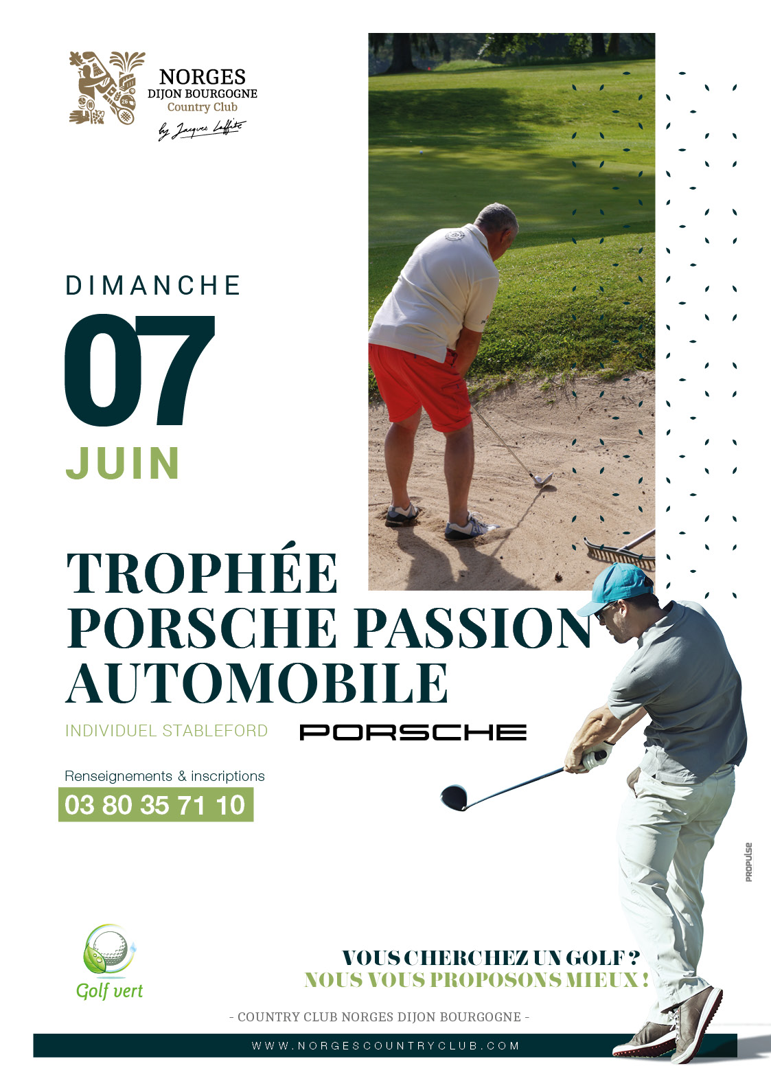 Trophée Porsche Passion Automobile