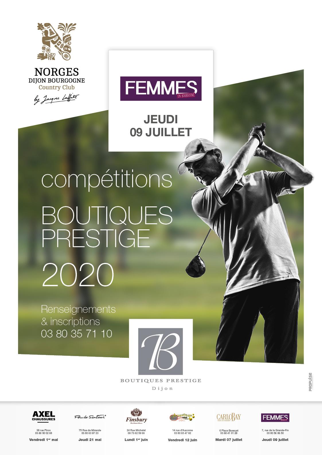 Boutiques prestige Femmes en Bourgogne