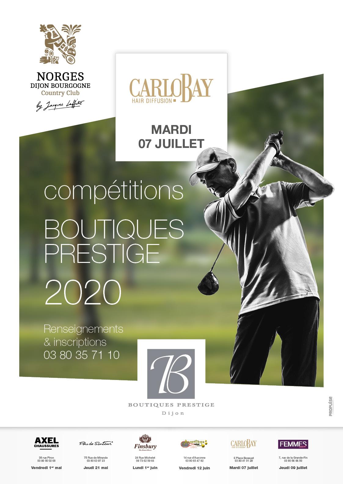 Boutiques prestige CarloBay