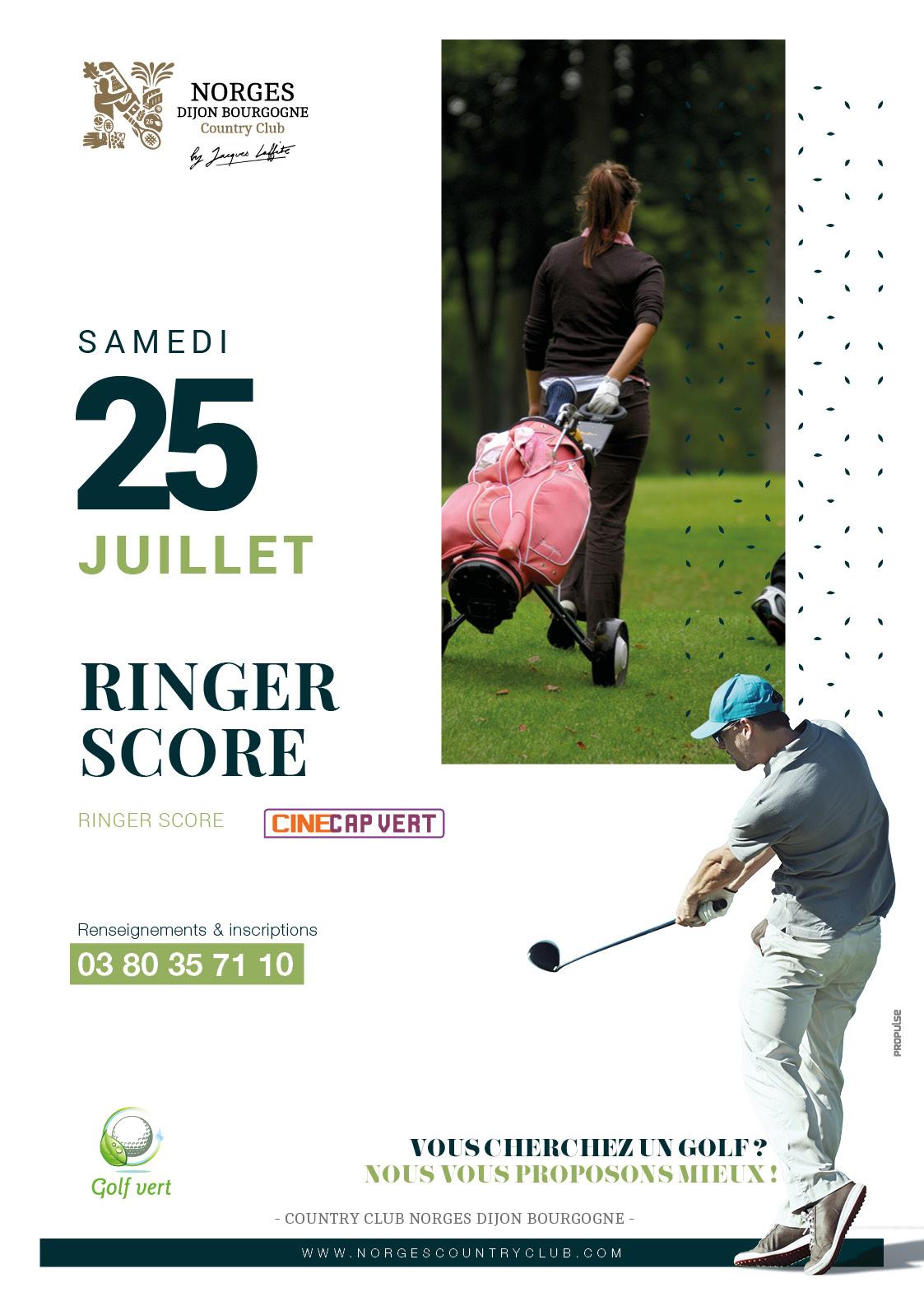 Ringer score Cap Vert