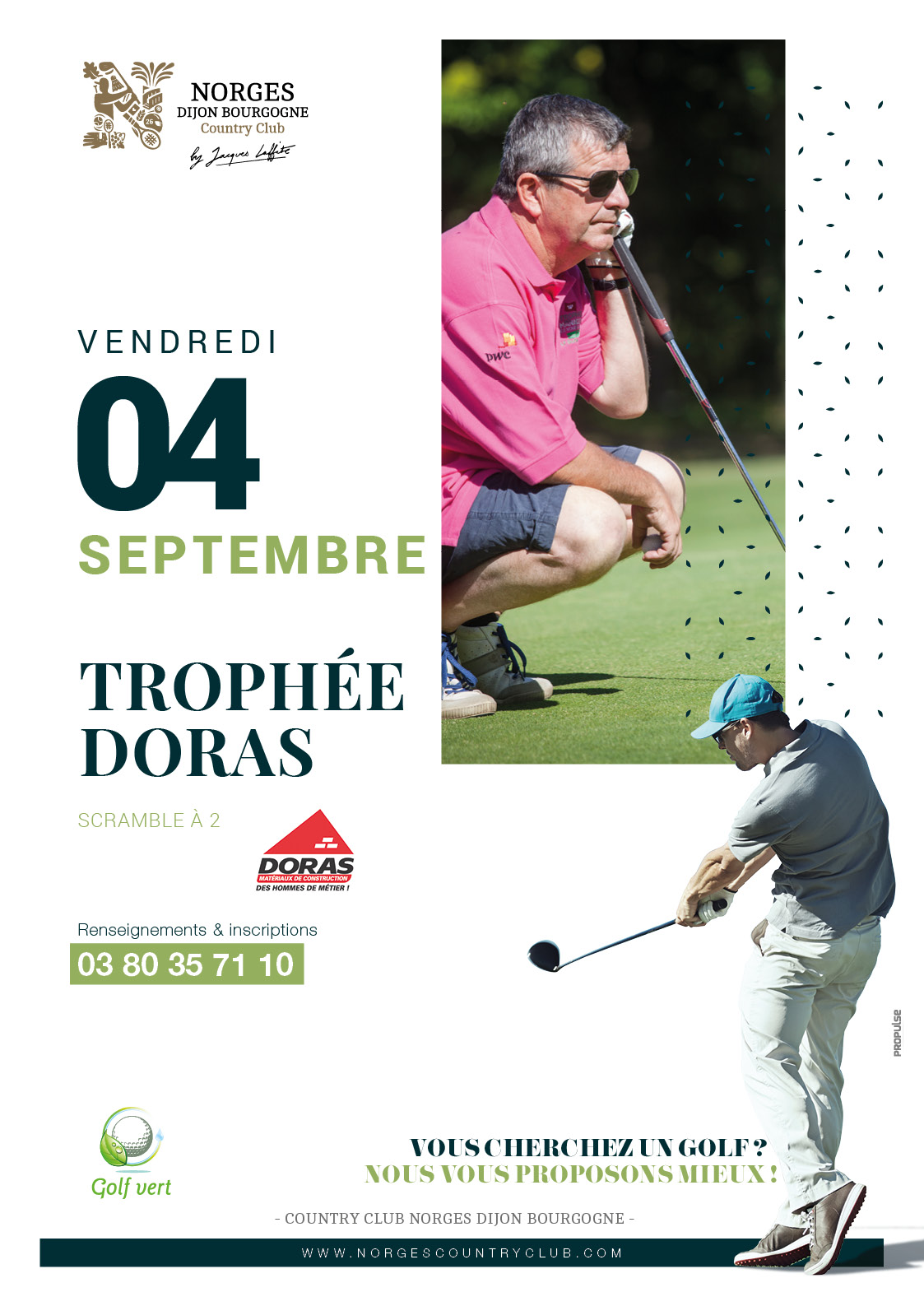 Trophée Doras