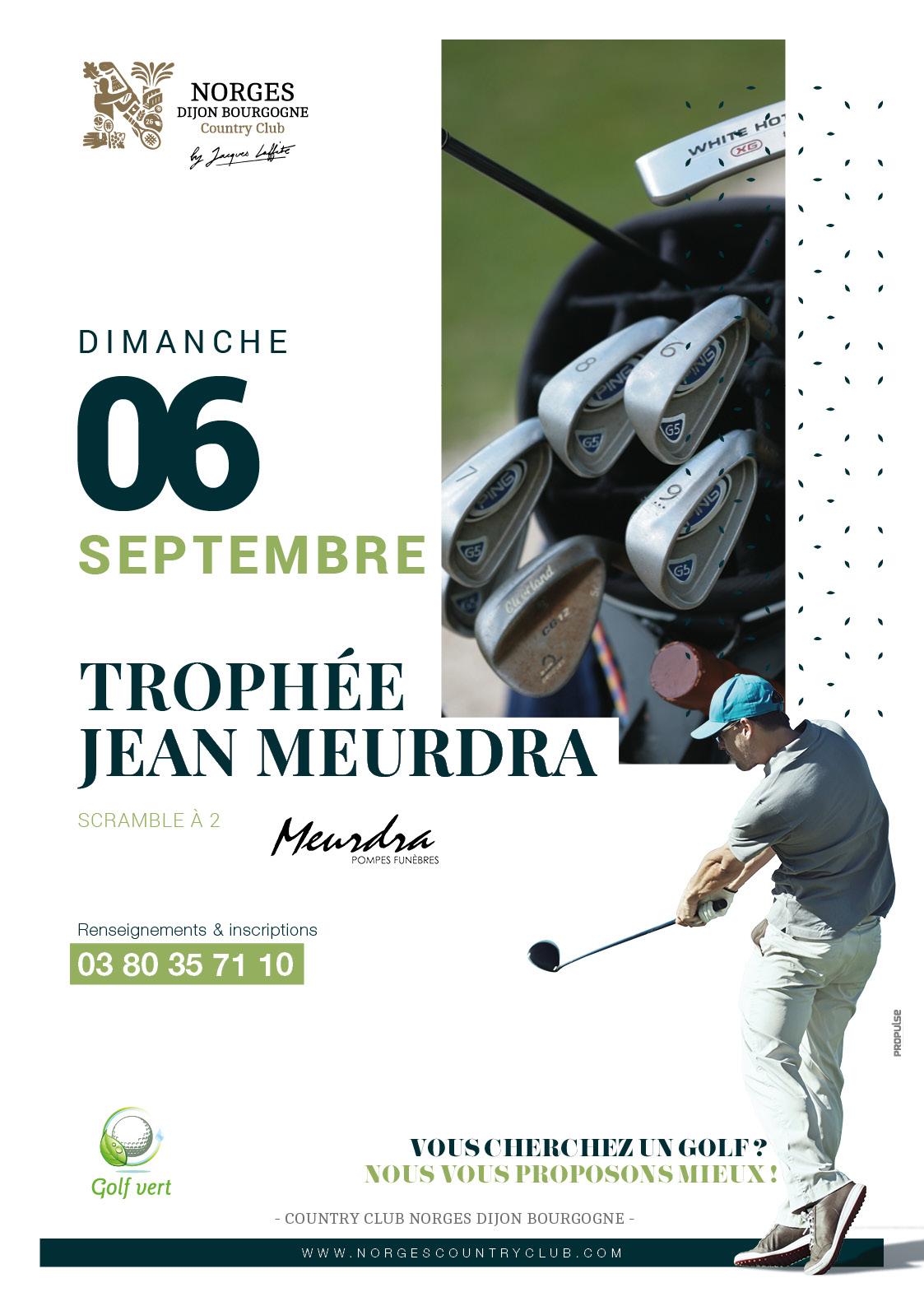 Trophée Jean Meurdra