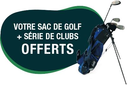Apprendre le golf à Dijon avec nos formules Illimity