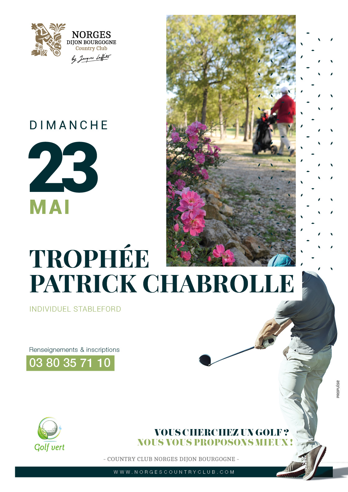 Trophée Patrick Chabrolle