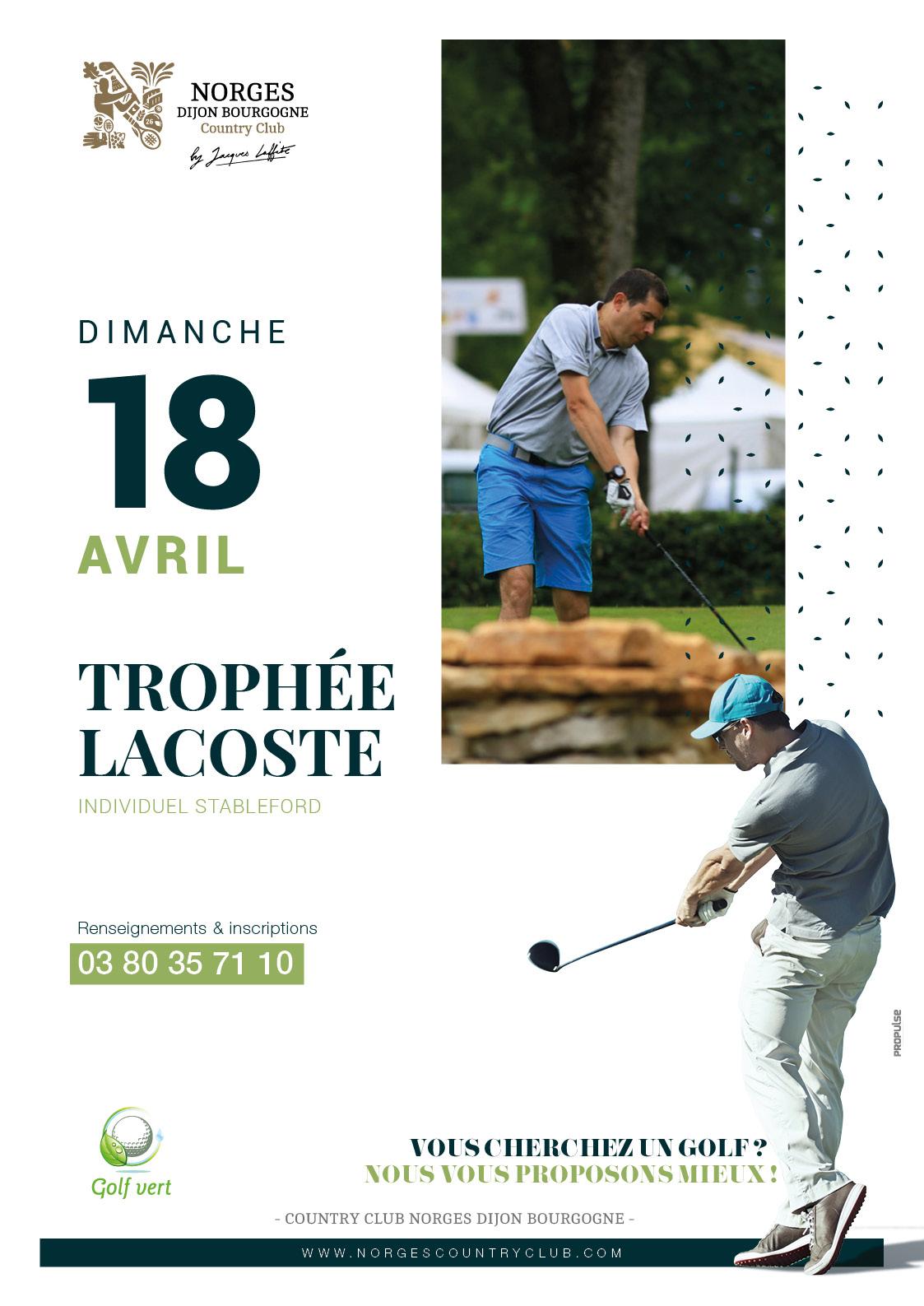Trophée Lacoste