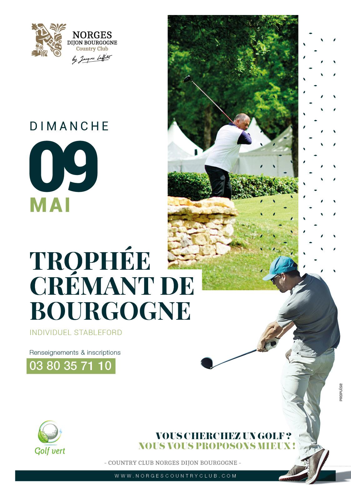 Trophée Crémant de Bourgogne