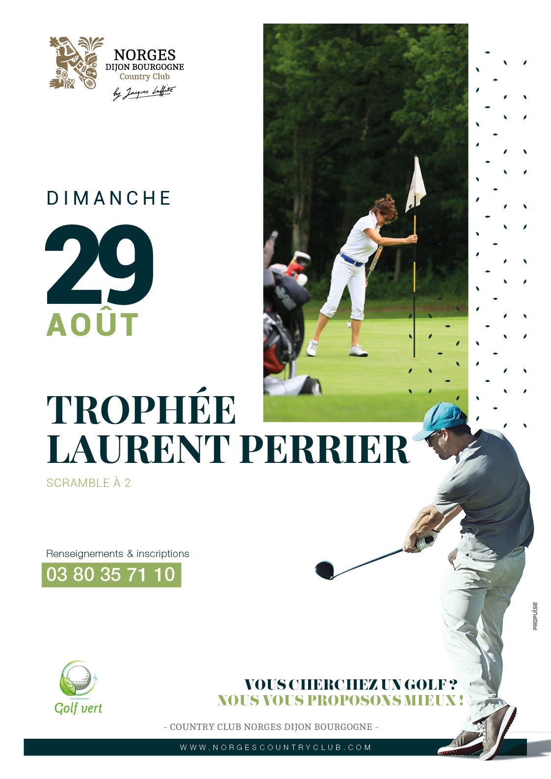 Trophée Laurent Perrier