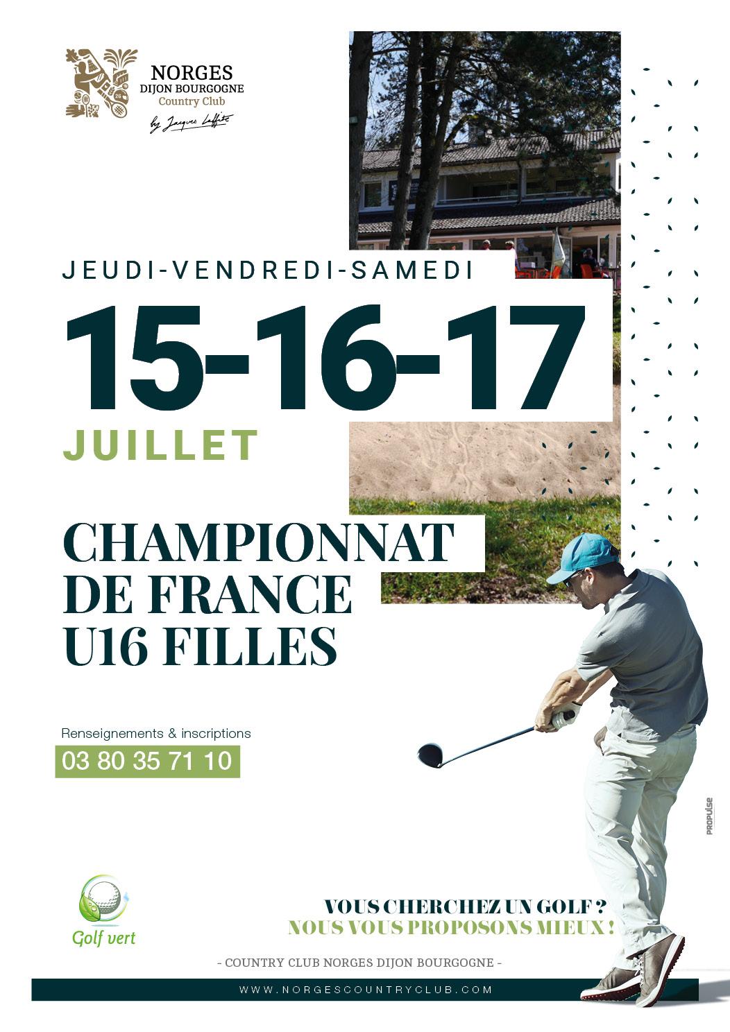 Championnat de France U16 Filles
