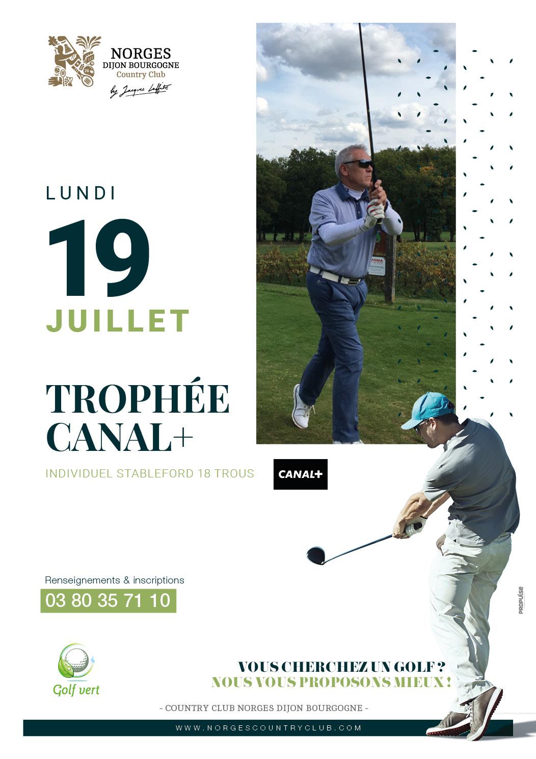 Trophée Canal+