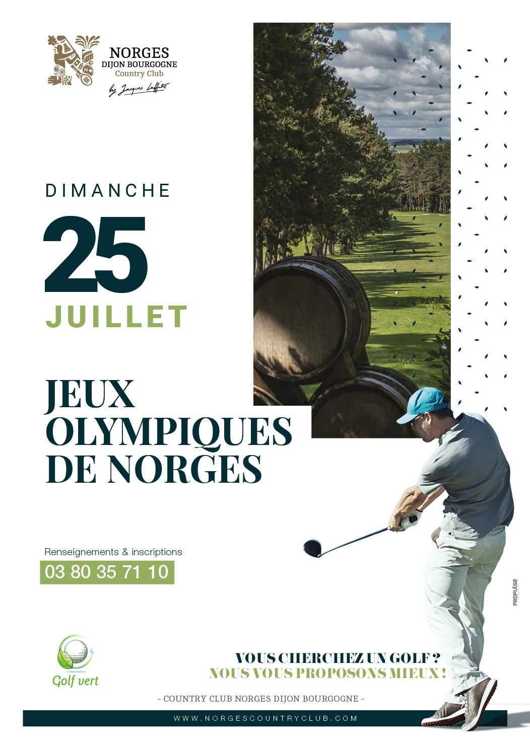 Jeux Olympiques de Norges